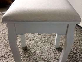 Freecycle Small dressing table stool