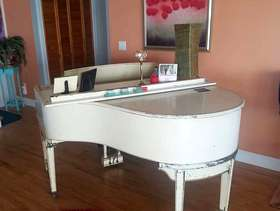 Freecycle Baby grand piano