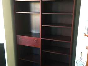 Freecycle Bookshelf