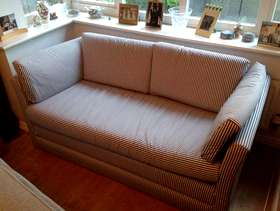 Freecycle IKEA sofa bed