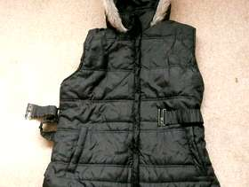 Freecycle Quilted Gilet