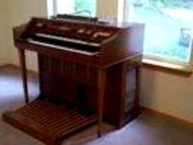 Freecycle Thomas Organ