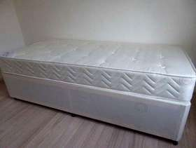 Freecycle Single Free divan bed in excellent condition, as new (six ...