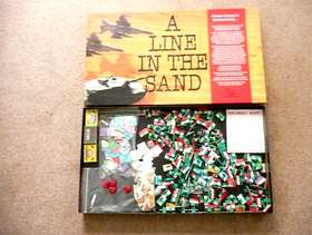 Freecycle A Line in the Sand Board Game