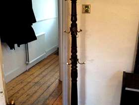 Freecycle Coat stand