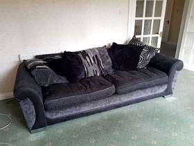 Freecycle Large 3 seater sofa
