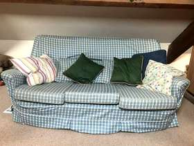 Freecycle 3-seater sofa
