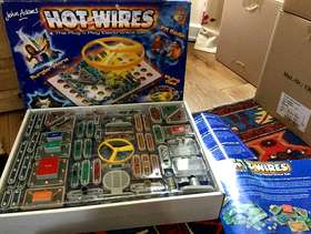 Freecycle Hot Wires