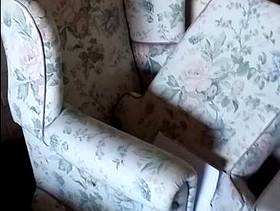 Freecycle Pretty Floral armchair in good condition