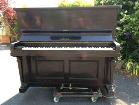 Freecycle Bell piano