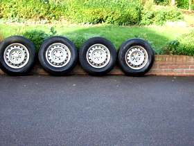 Freecycle Wheels and tyres