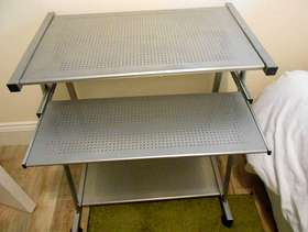 Freecycle Metal computer desk