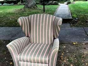 Freecycle Lounge Chair