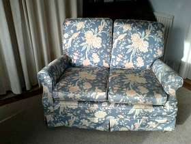 Freecycle Two seater settee