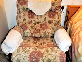 Freecycle Armchair (Recliner - see details)
