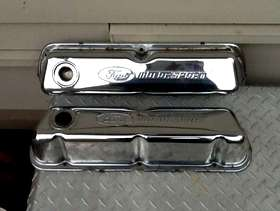 Freecycle Valve covers
