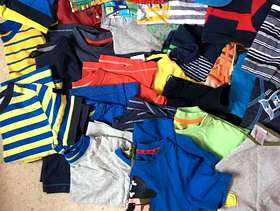 Freecycle Boys t-shirts 2-3 and 3-4 years