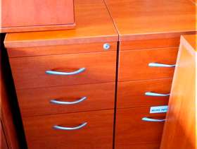 Freecycle Office furniture, sofa & selection of ring binders and box ...