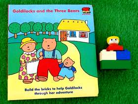 Freecycle A Lego Duplo Book Goldilocks and the 3 Bears