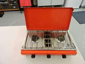 Freecycle Gas Camping Stove and Grill