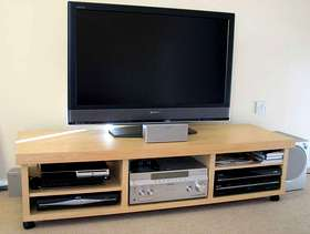 Freecycle Flat screen tv and playstation 3 console