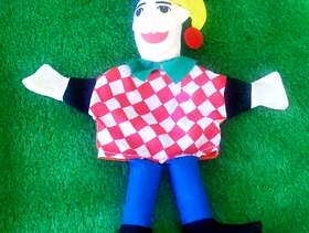Freecycle Brand New Half Price Hand Puppet