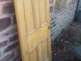 Freecycle Solid wood door