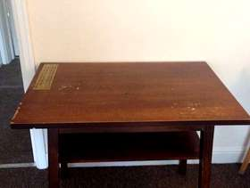 Freecycle Side Table