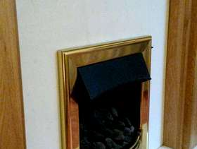 Freecycle Valor Gas fire for spare parts /coals
