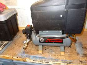 Freecycle For sale air compressors spray gun