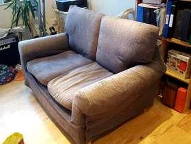 Freecycle 2 seater sofa