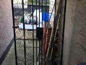 Freecycle Black Iron Gate