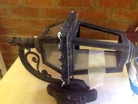 Freecycle Exterior lamp