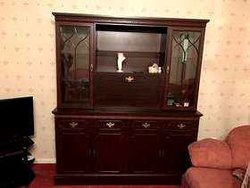 Freecycle Cabinet with lights