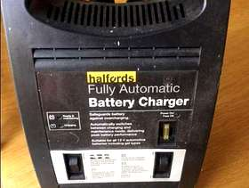 Freecycle Battery Charger