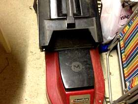Freecycle Mountfield Princess Lawnmower - for spare parts only - Bushey ...