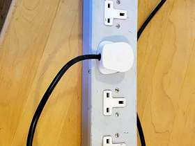 Freecycle Multiblock electrical sockets