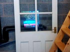 Freecycle Internal door