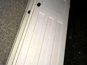 Freecycle 5x 40's 1 + 3 panel internal doors.