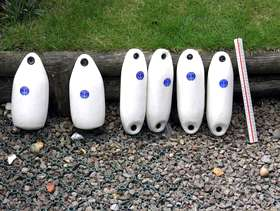 Freecycle Small Boat Fenders
