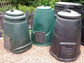 Freecycle Compost bins