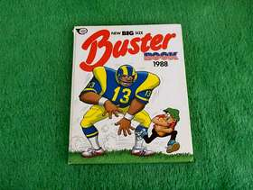 Freecycle The Big Buster Book 1988 and The Big Comic Book ...