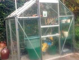 Freecycle Greenhouse