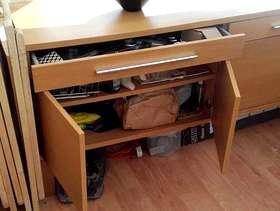 Freecycle Ikea cabinet