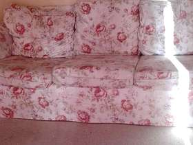 Freecycle IKEA 3 seater sofa