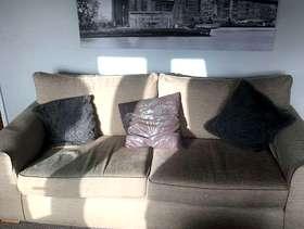 Freecycle Sofa and chair