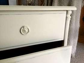 Freecycle Bedside chest of draws