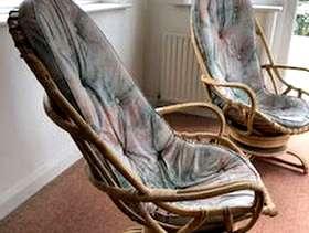 Freecycle Sun Lounge Furniture - very comfortable!