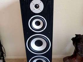 Freecycle Tibo audio t1400 high sound system.