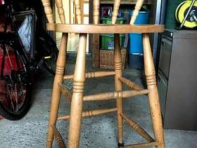 Freecycle Bar stool